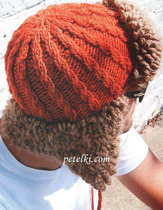 Дата: 5 Ноября 2013 Автор: Admin Вязание шапок мужских схем Схемы Хочу поделиться с вами видео уроком по вязанию